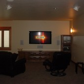 Residential Audio/Video and Lighting Project