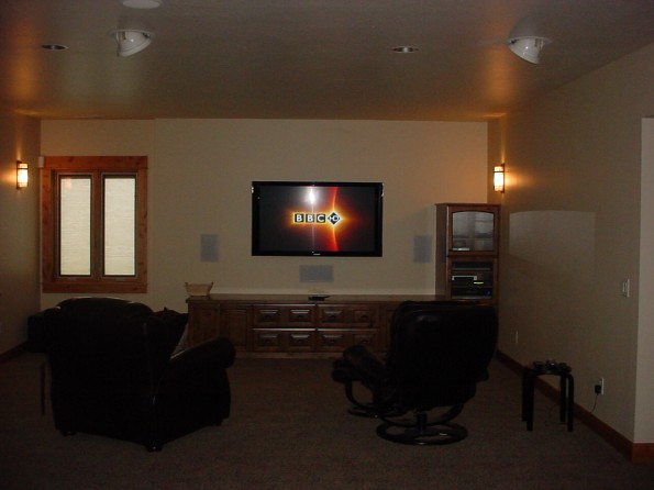 residential home automation audio video lighting control missoula mt