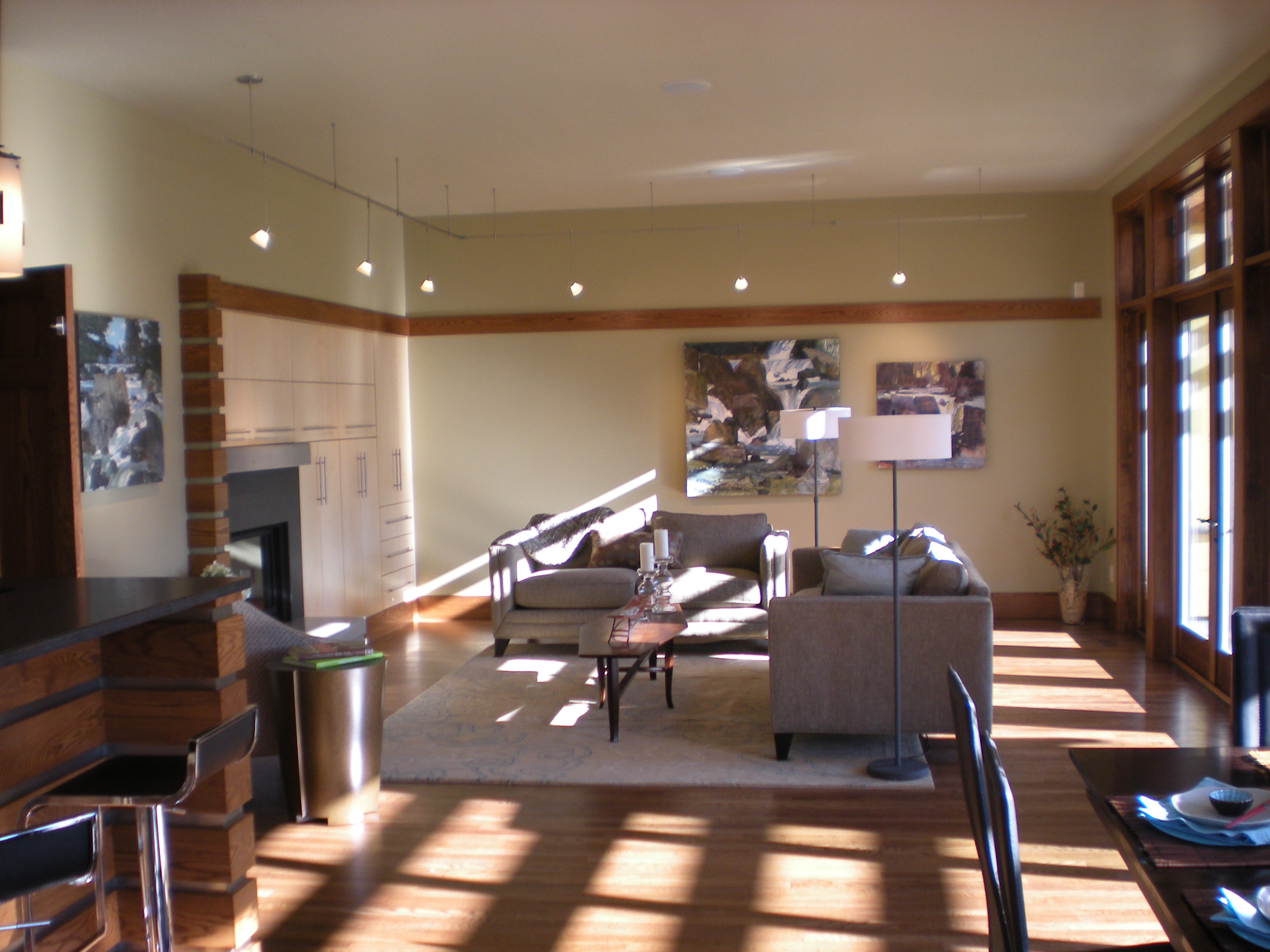 Residential Electrical Design And Electrical Work Montana Missoula: Living  Room Part 84